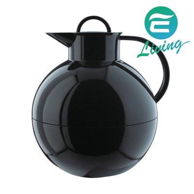【易油網】【缺貨】ALFI Jug Kugel black 真空雙層保溫壼(黑色)0,94L #0105.020.094
