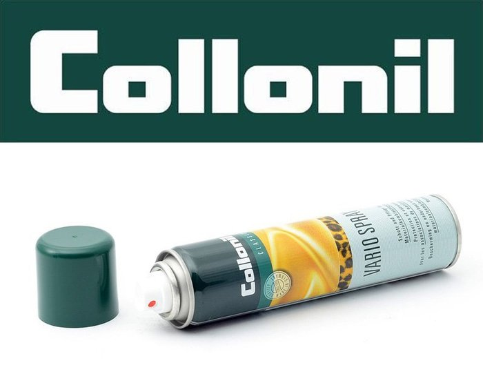 Doozy' 德國原裝進口 Collonil 多材質保養劑 VARIO SPRAY 200ml 噴霧式 防水 防污