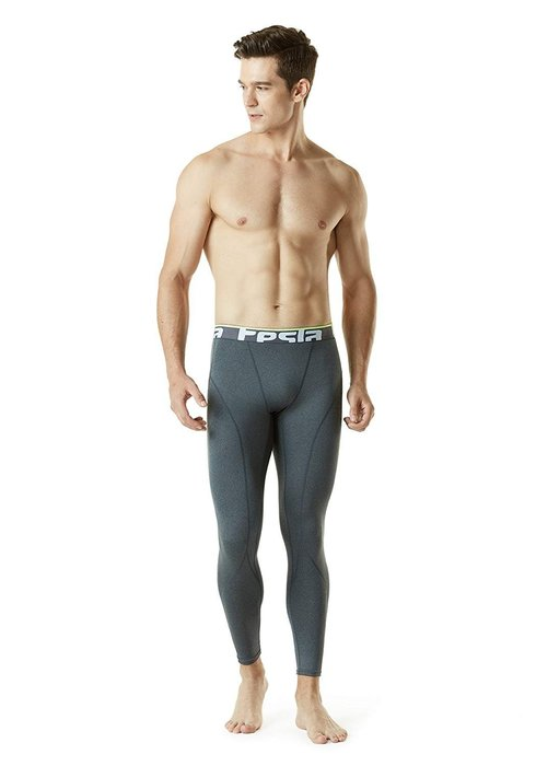 [KOIES] 一元起標無底價 Tesla YUP33 Compression Baselayer運動底褲 緊身褲 M