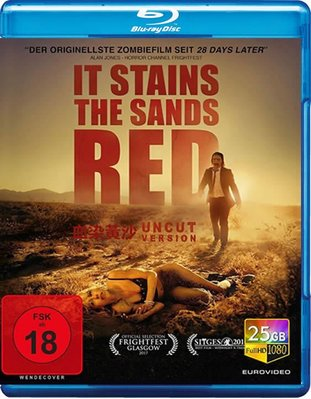 25G任選5套999含運!10549血染黃沙 It Stains the Sands Red (2016)