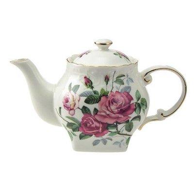 日本【英蘭玫瑰 English Rose】茶壺