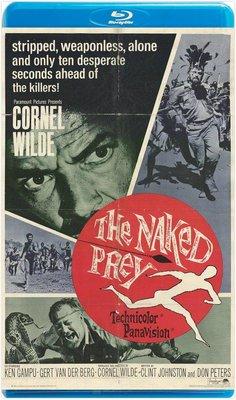 【藍光電影】裸殺萬里追 / THE NAKED PREY (1966) CC標準版