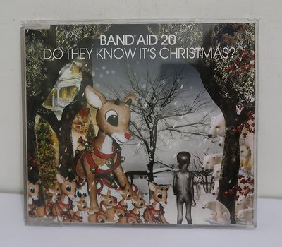 BAND AID 20- Do They Know It's Christmas