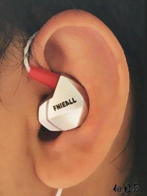 掛耳式入耳式運動蘋果 安卓手機電腦通用耳機女生男線控帶麥跑步K歌吃雞有線音樂耳塞
