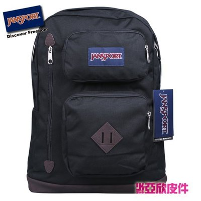 ☆東區亞欣皮件☆ JANSPORT AUSTIN 43571_008 Black 黑