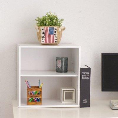 (限宅配)快樂生活網【YV8653】台灣製 魔術方塊 層櫃 白 收納櫃 置物櫃 可堆疊 書架 櫃子 櫥櫃 無印 日系