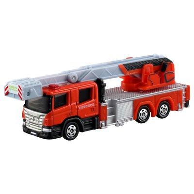 台中**宏富玩具**TOMICA 多美小汽車 #145 名古屋消防車