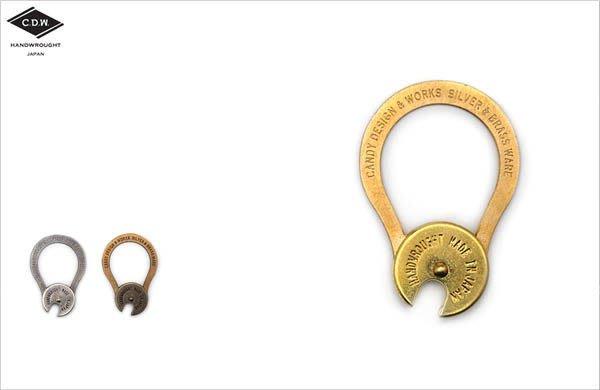WaShiDa【CK03】CDW - DOLPHY Key Ring 鑰匙圈 聖誕 小物