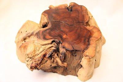 花梨木樹瘤檯木