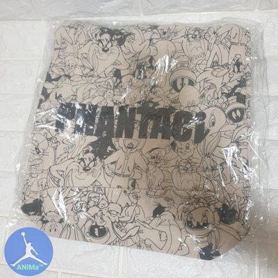 ANiMa™ 周杰倫 品牌 PHANTACI 兔寶寶 小托特包 提袋 聯名 白色