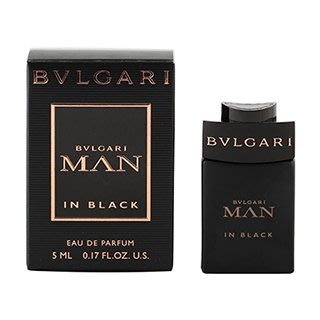 BVLGARI 寶格麗 Man In Black 當代真我 男性淡香精 5ml 小香【小7美妝】