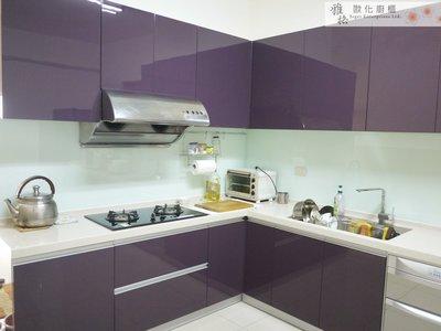 【雅格廚櫃】工廠直營~L型廚櫃、流理台、結晶鋼烤、喜特麗二機、轉角小怪物、韓國850P防蟑多工槽