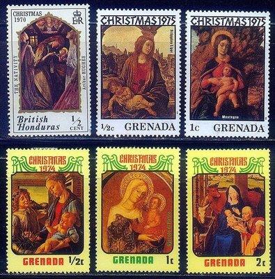 格瑞那達中期『宗教藝術名畫古畫 聖母子』