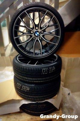 BMW M Performance 405M 19吋 鍛造 輪框 (含胎組) For F20 F22