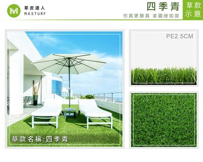 【草皮達人】人工草皮PE 2.5CM四季青 550元/㎡(價格已含稅,量大可議) 櫥窗佈置 景觀綠化 園藝裝潢