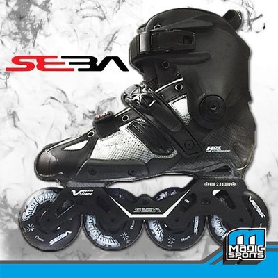 【第三世界】[SEBA High Deluxe - HV ]直排輪 平花鞋 POWERSLIDE Takino MPC
