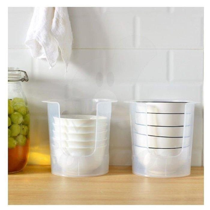 廚房碗盤收納桶筒 居家防倒置物架碗碟收納架2入組_☆[好餐廳_SoGoods優購好]☆