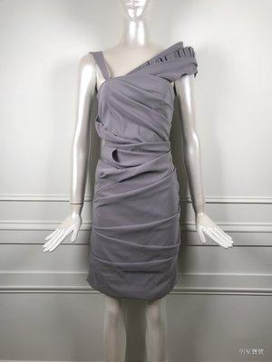 [我是寶琪] Preen by Thornton Bregazzi 藕紫色洋裝