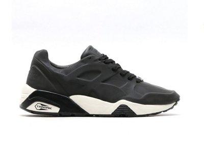PUMA R698 EMBOSS BF BLACK friday 360240-01黑色星期五反光黑白武士忍者鞋