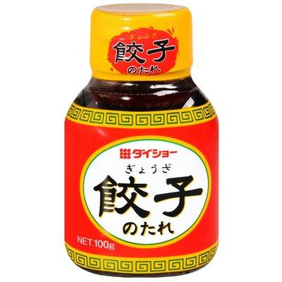 +東瀛go+ Daisho 大昌 水餃沾醬 100g 料理 拜拜 餃子沾料 沾醬 配醬 日本料理 媽媽必備