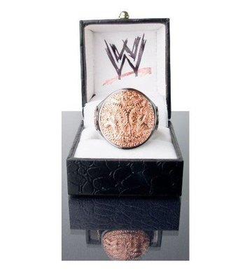 ☆阿Su倉庫☆WWE摔角 Tag Team Championship Ring 新版雙打冠軍限量戒指 熱賣特價中