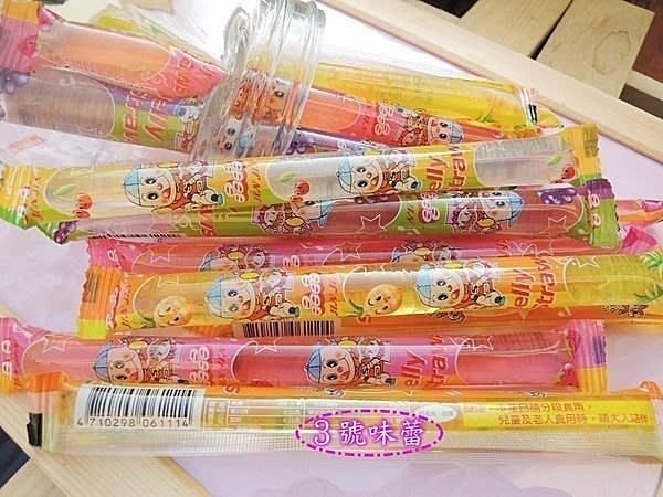 3號味蕾 量販團購網~晶晶蒟蒻果凍條6000公克量販價299元...可加入飲品增加QQ口感