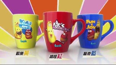萊爾富 逗逗蟲的瘋狂冒險 3D樂趣杯  全套3款