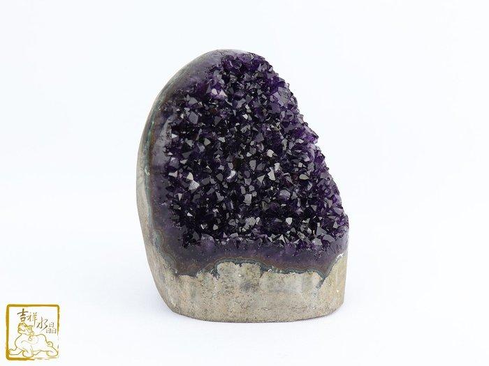 強化磁場-紫晶片 頂級烏拉圭  重1120g【吉祥水晶專賣店】 編號AR87