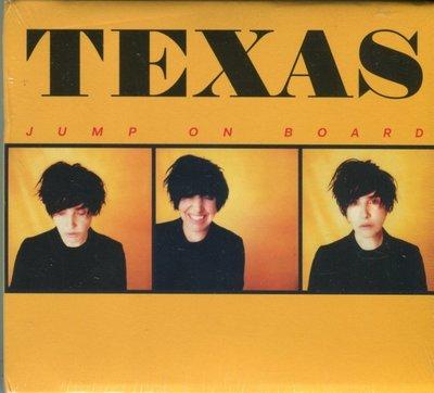 【嘟嘟音樂2】德州合唱團 Texas - Jump On Board   (全新未拆封)