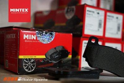 英國 MINTEX 紅盒 運動版來令片 TMD雷射貼紙 各車款對應規格 歡迎詢問  / 制動改