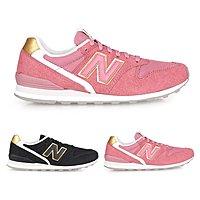 NEW BALANCE 女復古慢跑鞋