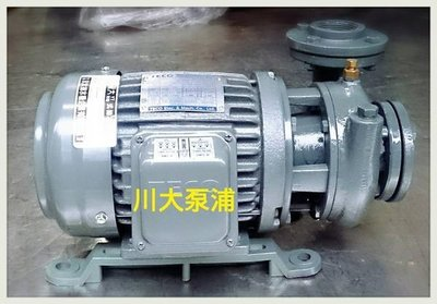 【川大泵浦】東元馬達1HP*2P三相永大抽水機。抽水馬達。冷氣冷卻循環用馬達-永大泵浦 台灣製造