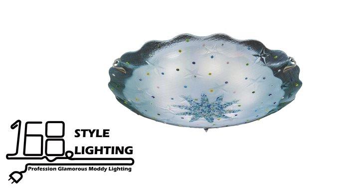 【168 Lighting】冰雪風情《居家吸頂燈》(兩款)五燈款GI 71394-4