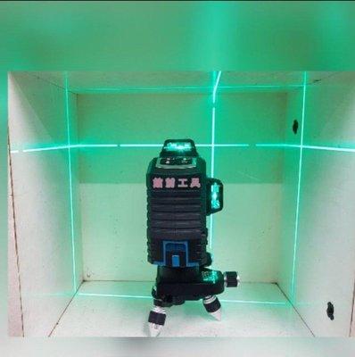 【☆館前工具☆】雷射-水平儀-雷射王-磨基靠牆貼壁專用 4V4H (綠光,擺垂式) TY-30DG