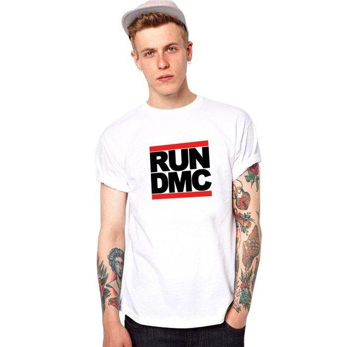 RUN DMC 短袖T恤 2色 rap hip hop 嘻哈 Jay Z Lil Wayne 美國進口