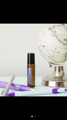 多特瑞 舒壓複方精油 Past Tense 滾珠瓶 EXP:2023.12~美國總公司產品