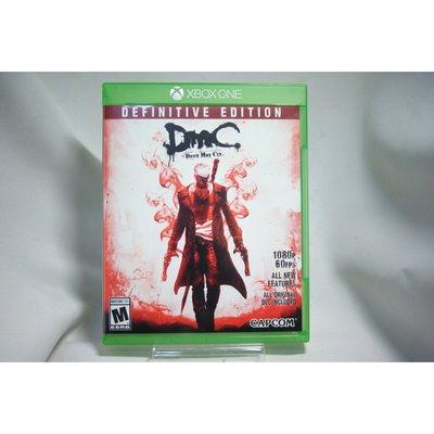[耀西]二手 美版 XBOX ONE DmC:惡魔獵人 決定版 Devil May Cry 含稅附發票