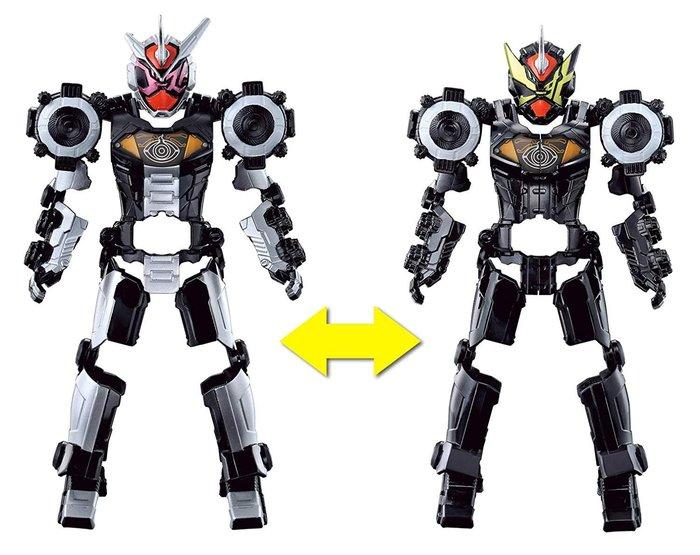 【beibai不錯買】玩具 日本進口 BANDAI  RKF假面騎士裝備系列 假面騎士ZI-O Ghost裝甲