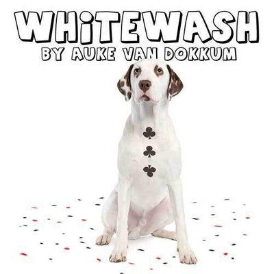 [魔術魂道具Shop] Whitewash by Auke van Dokkum 毋印良品~心靈魔術首選~附中文補充教學