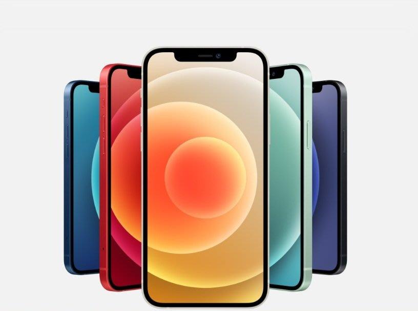 【0卡分期】蘋果手機 Apple iPhone 12 128G 6.1吋智慧型手機 全新上市 台灣公司貨 非三星