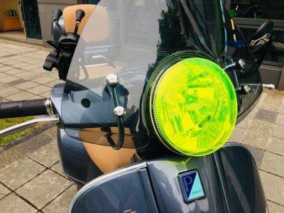 【R.S MOTO】Vespa GTS300 大燈護鏡 大燈護片 大燈護目鏡 DMV