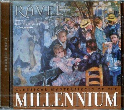 【嘟嘟音樂2】Maurice Ravel  1875-1937  (全新未拆封)