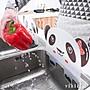 創意廚房小工具附吸盤防濺水擋板洗碗水池隔...