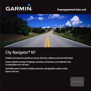 泰山美研社 E3734 GARMIN 北歐地圖卡