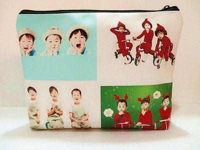 韓國電視綜藝節目我的超人爸爸 三胞胎 大韓民國萬歲  寫真圖款整理包收納包