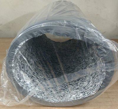 胖達空調 8吋PVC鋁箔風管 鋁箔風管 伸縮風管 風管