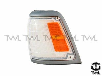 《※台灣之光※》全新豐田TOYOTA PICK-UP 92 93 94 95年2WD專用原廠型黑框白角燈