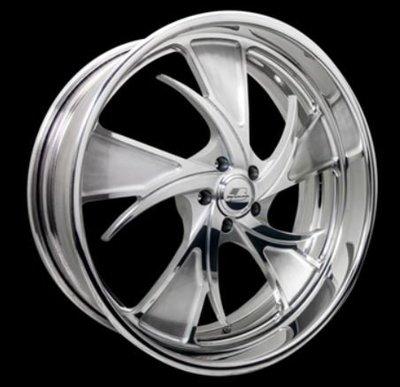 DJD19061503 進口精美鋁圈 - BLVD94 20-26吋 依當月報價為準
