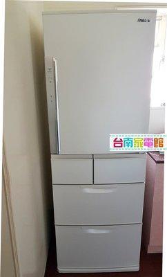 台南家電館~MITSUBISHI 三菱 五門525公升變頻電冰箱【MR-BXC53X】日本原裝極纖美型~