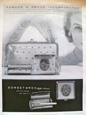 美國粉餅大牌 Dorset Fifth Avenue 品牌介紹 ~Vintage 復古 珠寶~